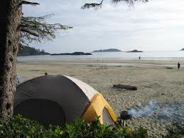 Bella Pacifica Campground The Official Tourism Tofino
